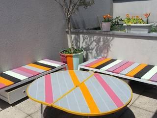 mobilier de jardin par La maison Upcycling Méditerranéen