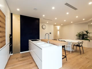 Tommaso Giunchi Architect Modern style kitchen