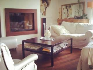 table basse en wengé.:  de style colonial par Anna et le bois, Colonial