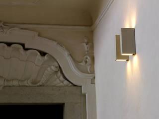 Pasillos, vestíbulos y escaleras clásicas de masetto snc Clásico