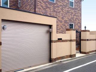 株式会社日本造園 現代房屋設計點子、靈感 & 圖片