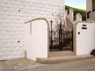 株式会社日本造園 Casas modernas