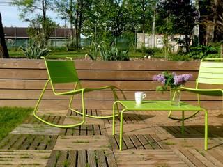JEUX DE NIVEAUX Jardin minimaliste par Constans Paysage Minimaliste