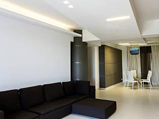 Ragusi DORIArchitetti Moderne Wohnzimmer