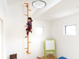 株式会社アートハウス Dormitorios infantiles de estilo moderno