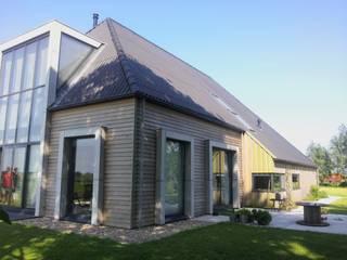 woonboerderij architectuur Dick de Jong Interieurarchitekt Mediterrane huizen