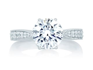 Engagement rings by Ajaffe: classic  by A.Jaffe, Classic