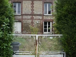 Maison privée B69, Mont-Saint-Aignan 2015 par STUDIO ELC DESIGN