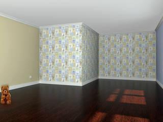 Dormitorios infantiles de estilo clásico de makasa Clásico