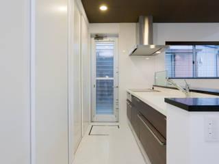 デザインに凝る キッチン色々-1: i.u.建築企画が手掛けたです。,