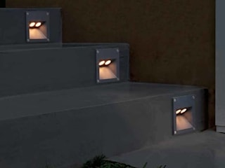 Deled: Casas modernas por Espaço luz Lda.