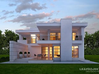 LK&Projekt GmbH Modern Houses
