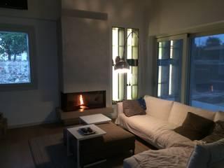 غرفة المعيشة تنفيذ Zordan Caminetti
