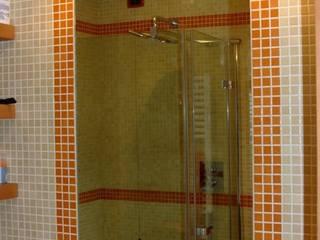 Realizzazioni Ванная комната в стиле модерн от Cozzi Stefano Artigiano Edile Piastrellista Модерн