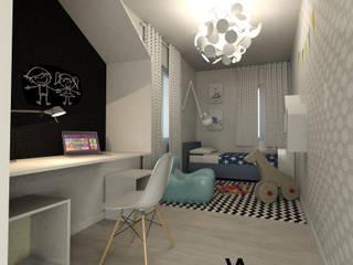 Realizzazioni Modern dining room by RINNOVIAMO CASA Modern