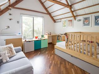 Habitación La Casa de nomo mobiliario Moderno