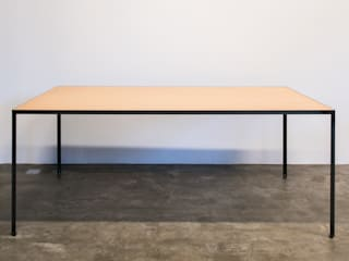 Milne Table and Shelf: mangekyo inc.が手掛けたです。