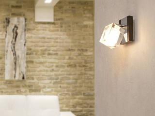 Espaço luz: Salas de estar modernas por Espaço luz Lda.