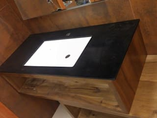 Lavabos:  de estilo  de J&D Solid Surface