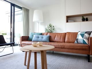 Living room by Interieur Design by Nicole & Fleur, Modern