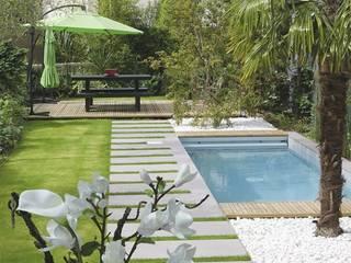 Modern style gardens by SEVEN GARDEN Modern