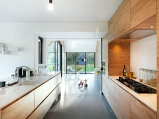 Bureau Fraai Cocinas de estilo moderno