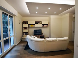 SLP arch Modern living room