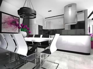 dom w Markach od Room19 -studio projektowania wnętrz