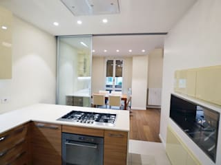SLP arch Modern Kitchen