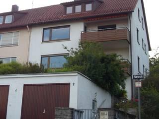 Haus vorher:   von SIGRUN GERST ARCHITEKTUR