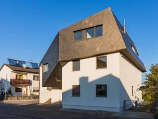 Helwig Haus und Raum Planungs GmbH Casas de estilo ecléctico