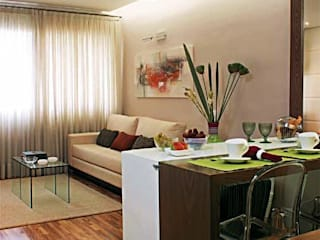 Гостиная в стиле модерн от studium tapioca Модерн