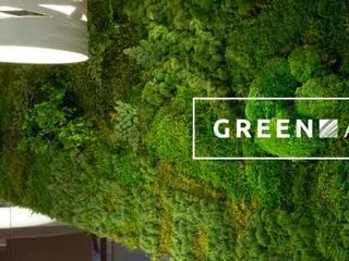 Green Area Jardines de estilo moderno de GREENAREA Moderno