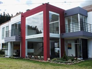 Modern Houses by AV arquitectos Modern