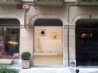 Reforma Local:  de estilo  de Juan Álvarez INTERIORISTA