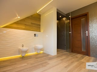 Bathroom by Tektura Studio Katarzyna Denst,