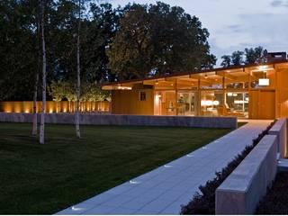 Aussenanlage Übersee Moderner Garten von Ecologic City Garden - Paul Marie Creation Modern