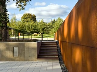 Jardines de estilo  por Ecologic City Garden - Paul Marie Creation