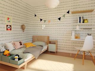 Nursery/kid's room by 3Deko
