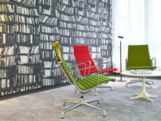 Showfloor Frankfurt: moderne Arbeitszimmer von MOHO 1