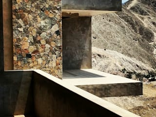 [Casa Gruya]: Casas de estilo  por DAS MAB