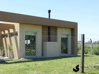 Vivienda Unifamiliar Casas modernas: Ideas, imágenes y decoración de Ignacio Tolosa Arquitectura Moderno