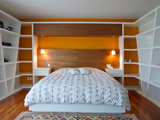 Bedroom by DIN Interiorismo , Modern