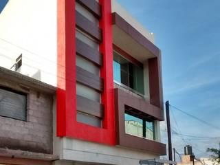 Casa Vargas Casas modernas de Estudio 289 Moderno