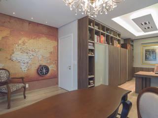 Funcional, Moderna e Bem Aproveitada:   por Monique Pedruzzi Arquitetura + Interiores