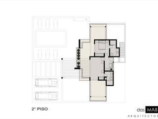 [Casa Zarigüeya]:  de estilo  por DAS MAB