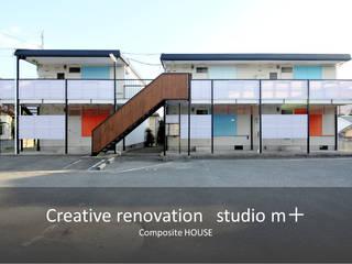 Scandinavian style houses by studio m+ by masato fujii Scandinavian