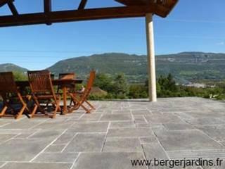 Terrasses Jardin moderne par Berger Jardins Moderne
