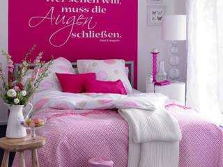 Bedroom by SCHÖNER WOHNEN-FARBE, Modern
