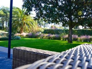 Taman Gaya Mediteran Oleh PATXI CASTRO Mediteran